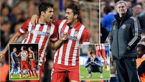 Jose Mourinho còn tệ hơn cả... David Moyes - 1