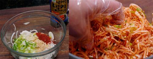 Đổi món ngày hè với cơm trộn chay kiểu Hàn - 5