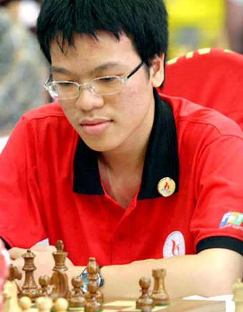 Lê Quang Liêm tiếp tục thăng tiến trên BXH thế giới - 1
