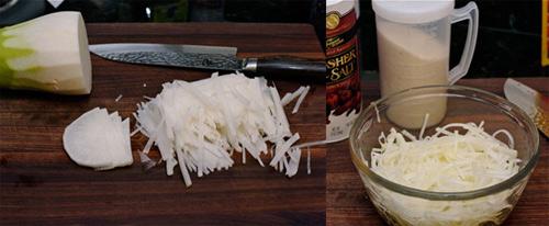 Đổi món ngày hè với cơm trộn chay kiểu Hàn - 4