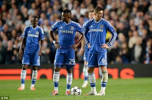Mourinho: Dấu chấm hết cho mùa đầu tiên - 1