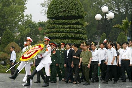 Toàn cảnh lễ tổng duyệt diễu binh Điện Biên Phủ - 1