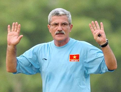 Bóng đá Việt Nam và thầy ngoại - 1