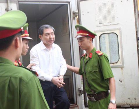 Y án tử hình Dương Chí Dũng, Mai Văn Phúc - 1