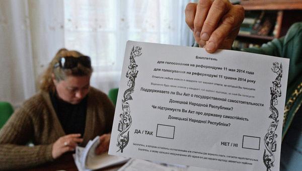 Putin kêu gọi hoãn trưng cầu dân ý ở Ukraine - 1