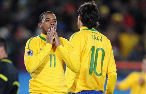 """World Cup: Một Brazil """"đói khát"""" của Felipe Scolari - 1"""