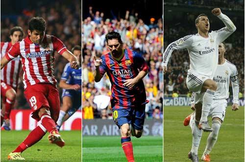 """Barca và Liga: """"Chết đi rồi sống lại"""" - 1"""