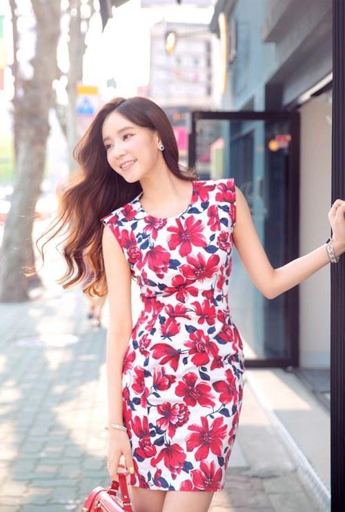 Váy hoa: Mối tình đầu của con gái - 1