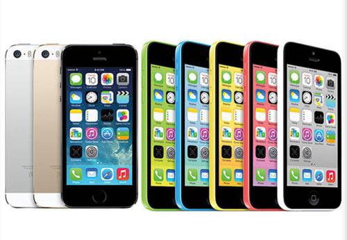 iPhone 5S và iPhone 5C sắp giảm giá sâu - 1