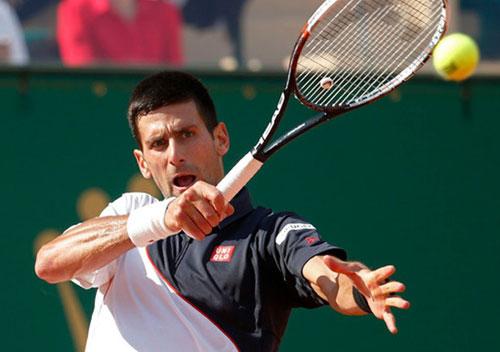 Djokovic sẵn sàng chinh phục Roland Garros - 1