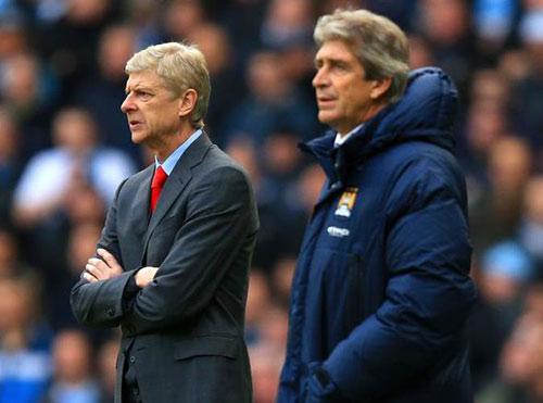 Vụ Man City bị UEFA phạt: Wenger vỗ tay - 1