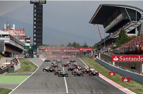 F1: Spanish GP - Trở lại Châu Âu, chờ sức bật mới - 1
