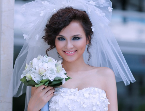 Những cuộc hôn nhân ngắn ngủi ở Vbiz - 1