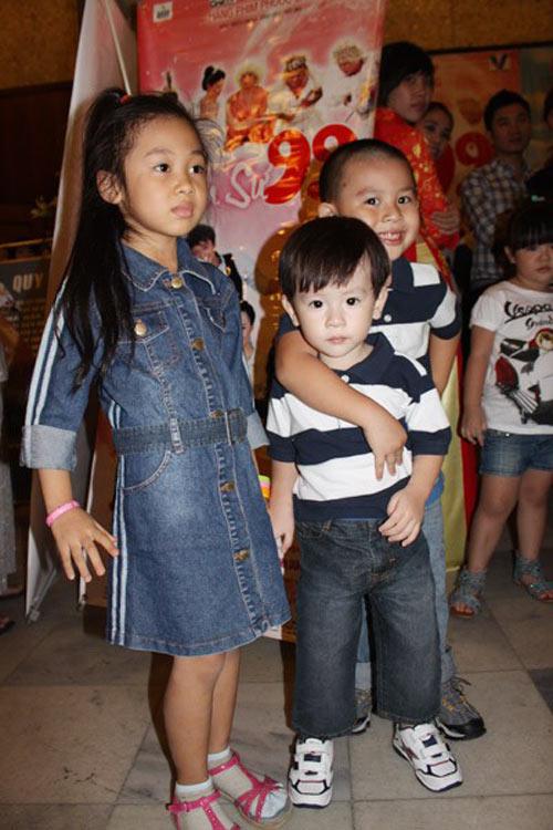 Dàn Sao Việt Sinh Con Một Bề - 6