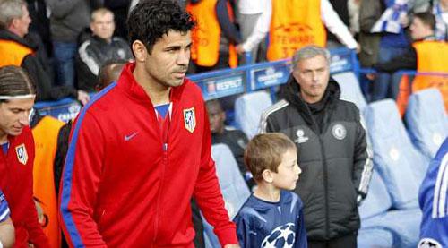 Chelsea đã có Costa, Real tính bán Benzema - 1