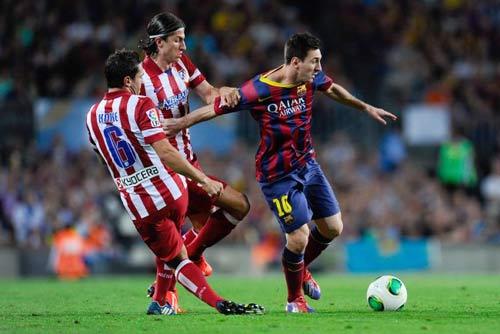 Atletico: Chống lại Barca, chống lại lịch sử - 1