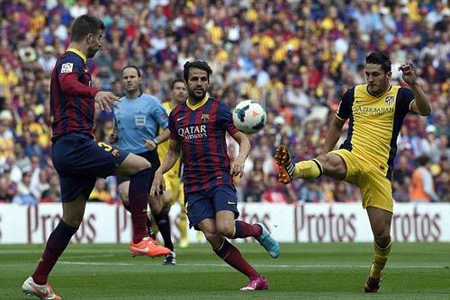 Barca – Atletico: Lên ngôi xứng đáng - 1