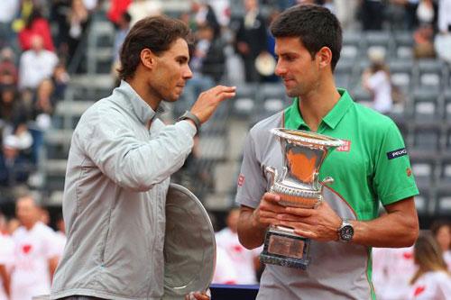 Roland Garros: Cực nóng cuộc chiến số 1 Nadal - Djokovic - 1