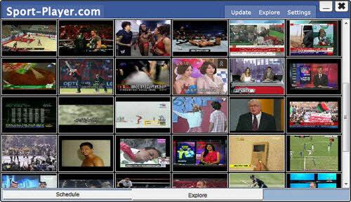 Xem truyền hình thể thao trực tuyến miễn phí - 1