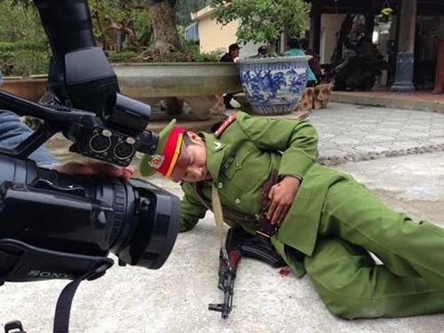 """""""Tôi đóng Biệt động SG như cảnh sát 113"""" - 3"""