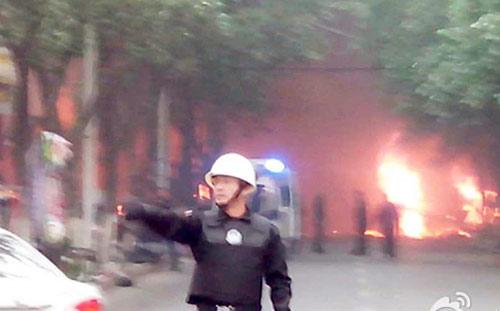 Đánh bom Tân Cương: An ninh Trung Quốc bất lực? - 1