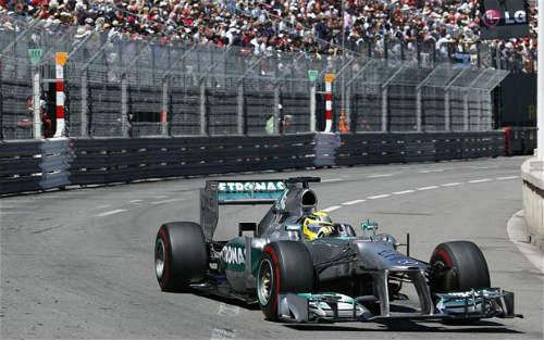 Monaco GP: Thử thách hoàn toàn mới - 1