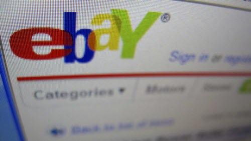Phải thay đổi ngay mật khẩu trên eBay! - 1