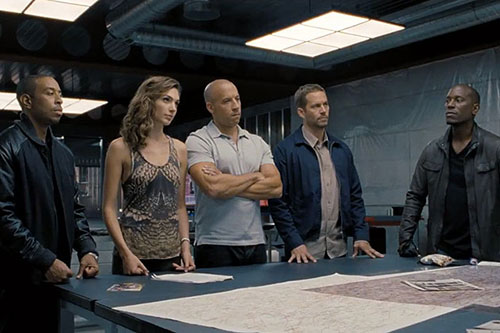 Trailer phim: Fast And Furious 6 - 1