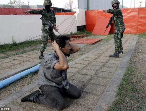 Tình hình Thái Lan sau khi quân đội đảo chính - 1