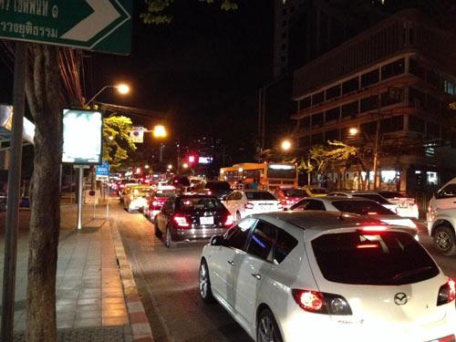 Thái Lan hậu đảo chính: Người dân chỉ sợ tắc đường - 1