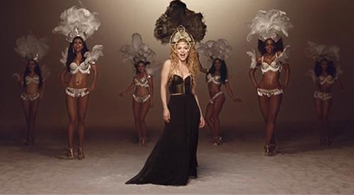 Phát sốt với ca khúc World Cup của Shakira - 1