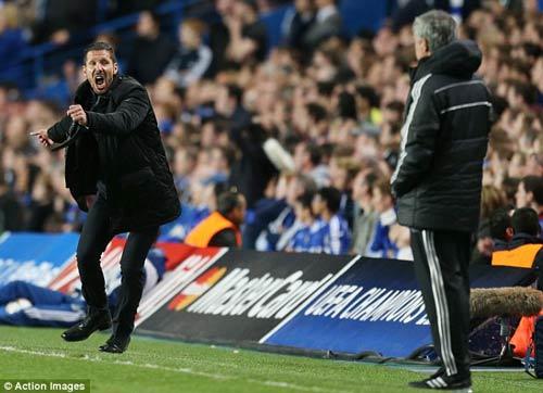Simeone, bản sao đặc biệt của Mourinho - 1