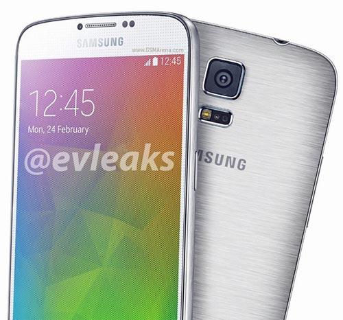 Lộ ảnh Samsung Galaxy F có vỏ bằng kim loại - 1
