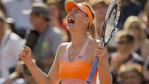 Sharapova phấn khích với lần thứ 3 liên tiếp vào CK Roland Garros - 1