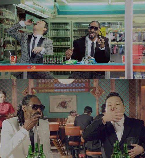 """MV mới của """"cha đẻ Gangnam Style"""": Sexy, hài hước - 1"""