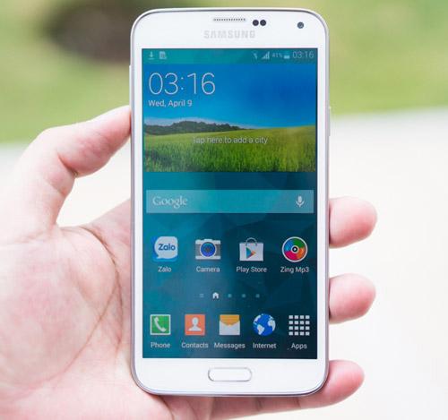 Galaxy S5 và LG G3 đọ khả năng quay phim 4K - 1