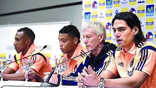 Chờ xem Colombia, Uruguay, Bờ Biển Ngà xuất trận - 1