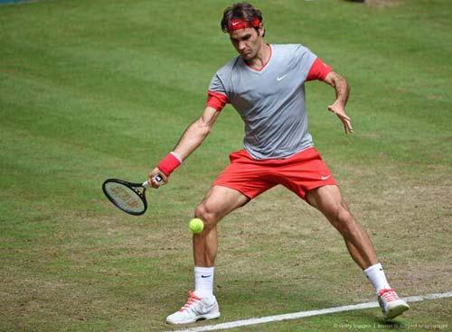 Federer mong chờ lần thứ 7 lên ngôi ở Halle - 1