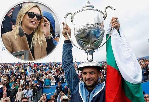 Tin HOT 16/6: Federer lập kỉ lục tại Halle - 1