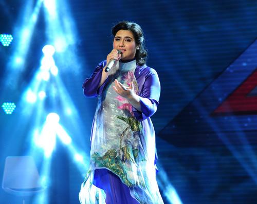"""Dương Khắc Linh """"vỡ trứng"""" vì thí sinh X-Factor - 1"""
