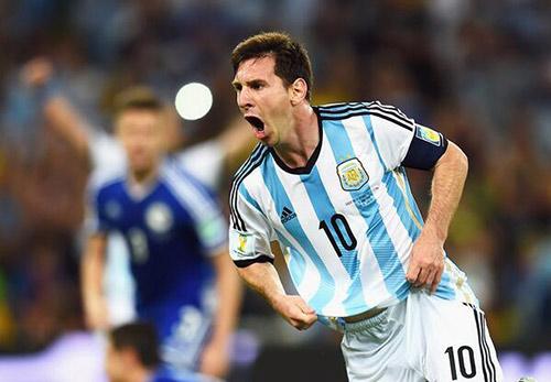 Messi thở phào sau chiến thắng của Argentina - 1