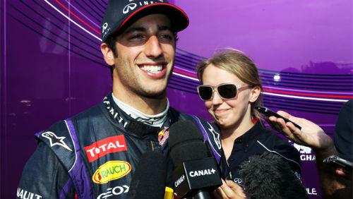 Daniel Ricciardo: Ngôi sao mới của làng đua xe F1 - 1