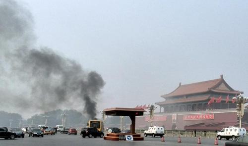 TQ tuyên án tử hình 3 kẻ tấn công vào Thiên An Môn - 1