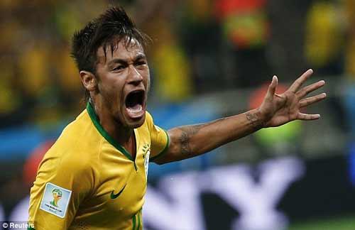 Bí quyết giúp Neymar chạy nhanh hơn Pele - 1
