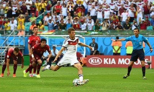 Nhà cái bỏ Messi, chọn Muller làm Vua phá lưới - 1