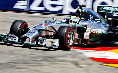 F1: Hamilton quyết bỏ lại đằng sau những bất ổn nội bộ - 1