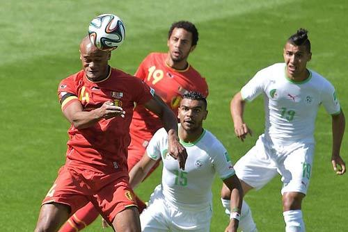 Bỉ - Algeria: Hiệp hai thăng hoa - 1