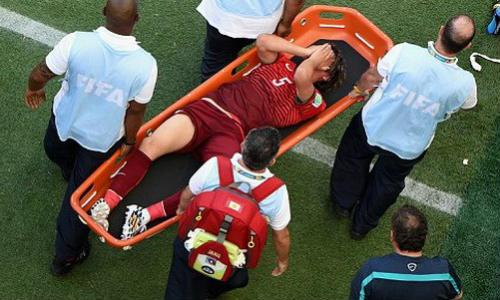 BĐN sau trận ra quân: Nỗi buồn của Ronaldo - 1