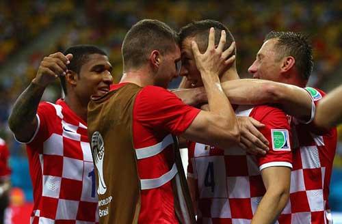 Cameroon - Croatia : Thẻ đỏ tai hại - 1