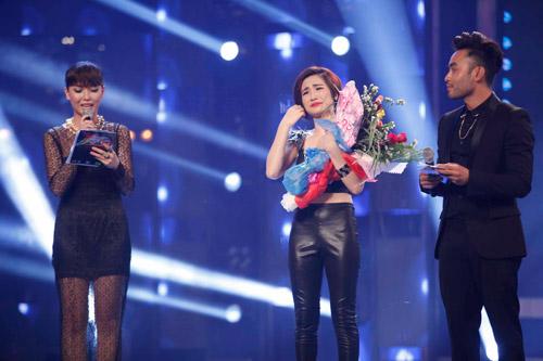 Hòa Minzy vượt mặt Hoàng Yến Chibi giành Quán quân - 1